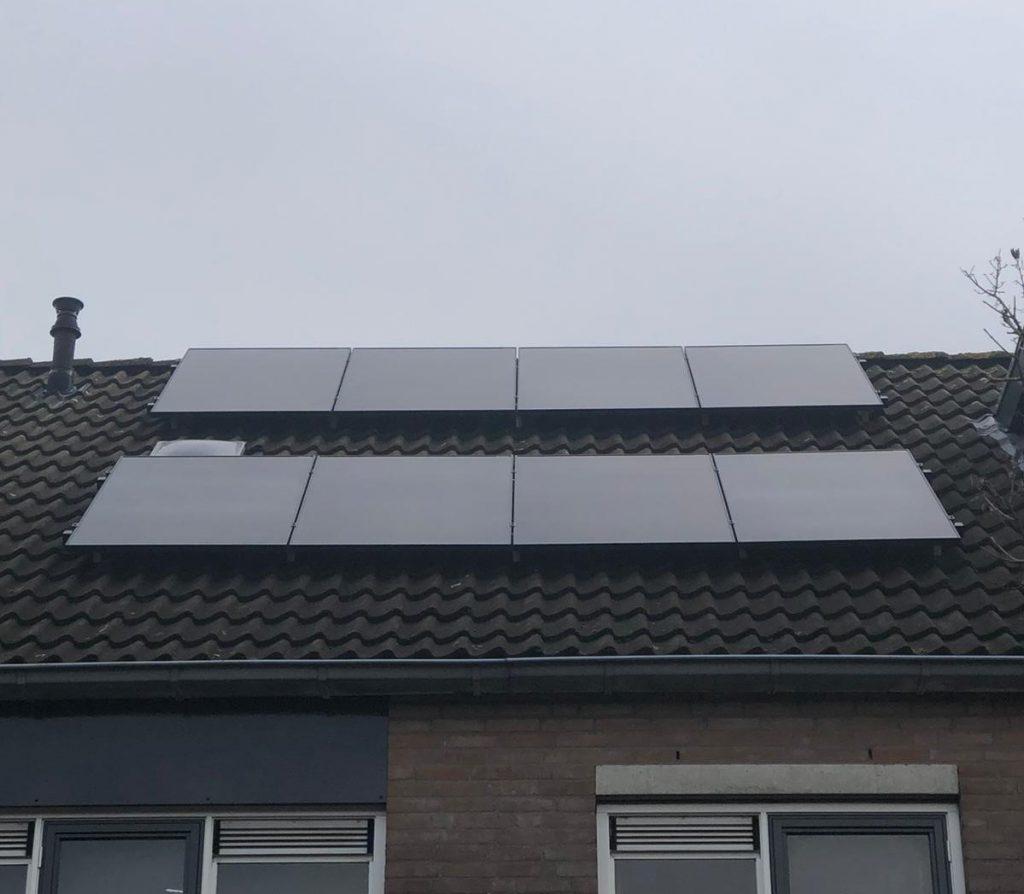 Zonnepanelen Oud-Beijerland